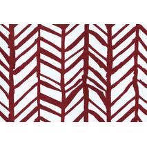 Тканина для штор CORVUS RED - ЕЛЕГАНТНА ГЕОМЕТРІЯ В ІНТЕР'ЄРІ