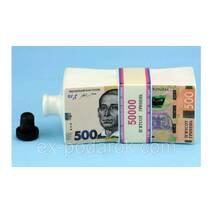 Графин штоф 0,5 л. Пачка 500 гривен.