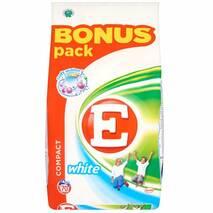 Пральний порошок E Active white 70 прань  Австрия