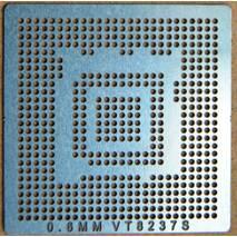 BGA трафарет 0,6mm VT 8237S