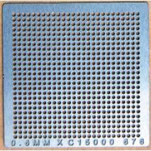 BGA трафарет 0,6mm XC15000 676