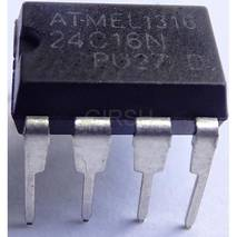 Микросхема 24C16 DIP8