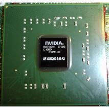 Мікросхема для ноутбуків nVidia GF - GO7200 - B - N - A3