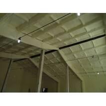 Пенополиуретан для утепления стен, полов и перекрытий