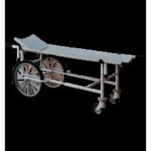 Тележка для перевозки больных со съемными носилками усиленная ТБС-У