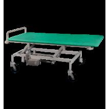 Тележка для транспортировки пациентов с регулировкой высоты, электроприводом и автономным питанием ТПБЕ