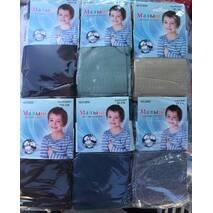 Детские демисезонные колготки оптом ТМ Малыш 92-152 для мальчика