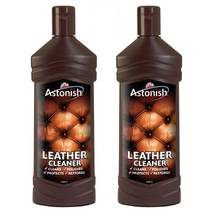Крем для шкіри Astonish Leather Cleaner 235 мл