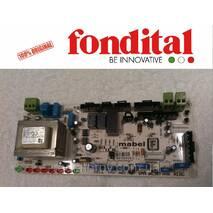 Плата управления Dual (Nordgas). Fondital/ Nova Florida