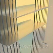 Дизайн радиатор Cordivari Inox Renee (Италия) полированный