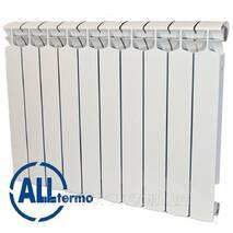Біметалічний радіатор Alltermo BIMETAL 500/80