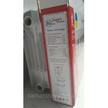 Радиатор биметаллический Alltermo Bimetal 300/100 Украина