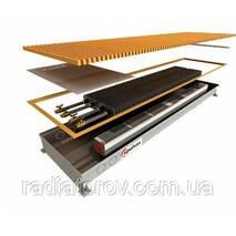 Внутрипольные конвекторы Polvax KV.300.1250.90/120 з вентилятором