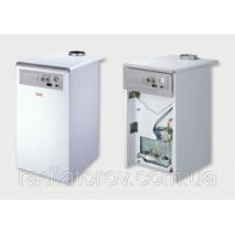 Підлоговий чавунний газовий котел Fondital RTN T 32 пьезорозжиг, одноконтурний, димохідний (Італія)