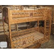 Кровать двуэтажная Маяк