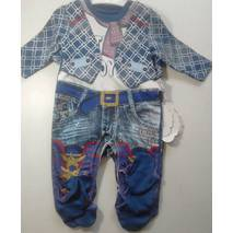 Человечек для малышей  оптом 3-9 месяцев