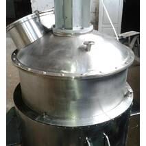 Реактор з диссольвером з нержавіючої сталі