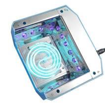 УФ-ЛІД сенсорна лампа для сушіння нігтів LED + CCFL 36 Вт, зі складу