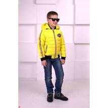 "Весенняя курточка для мальчика ""Атом"" НОВИНКА ВЕСНА 2018"
