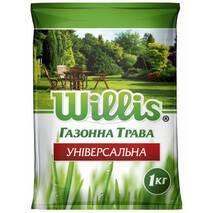Газонна трава Універсальна, Willis купити в Ужгороді
