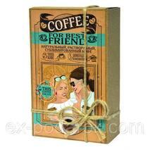 Кофейный набор с шоколадом FOR BEST FRIEND.