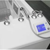 КОМБІНОВАНІ ВАННИ для підводного масажу, загальних електрогальванічних і СО2-сухих процедур