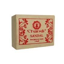 """Натуральне мило """"Сандал"""" Chandi, 90 г"""