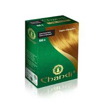 Фарба для волосся Chandi. Серія Органік. Золотисто-Бронзовий, 100 г.