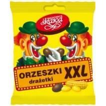 Драже арахіс Skawa Orzeski Drażetki ХХL Клоун, 130 г, Польща