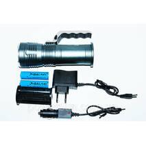 Сверх мощный фонарь-прожектор Police T801