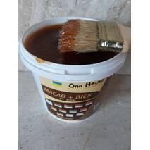 Масло-віск для дерева