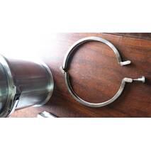 Труби транспортувань з нержавіючої сталі для сипких.