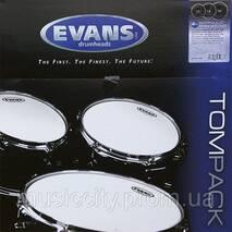 """Evans ETPHYDGL - S набір прозорих двошарових пластиків 12"""", 13"""", 16"""""""