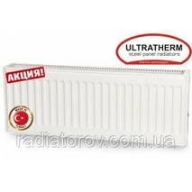 Стальные панельные радиаторы Ultratherm 22 тип 300/700 боковое подключение (Турция)