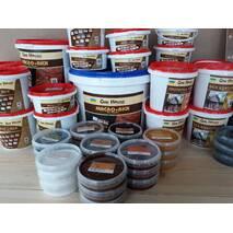 Віск бджолиний розріджений для обробки деревини, 10 л, купити недорого