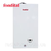 Газовий настінний котел Fondital Minorca CTFS  9 кВт, 2-х контурний, турбо (Італія)