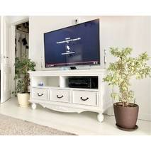 Тумба ТВ в стилі Прованс на замовлення