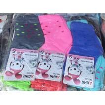 Дитячі демісезонні шкарпетки оптом S розмір