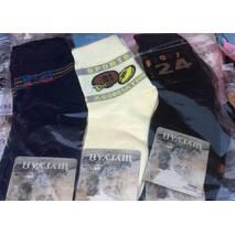 Дитячі демісезонні шкарпетки Шугуан оптом XL розмір