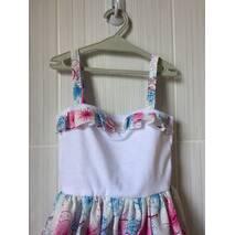 Нарядное детское платье для торжественных событий