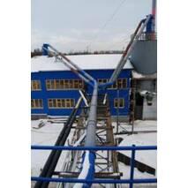 Циклон-розвантажувач для систем пневмотранспорту ЦРФ1 купити в Києві