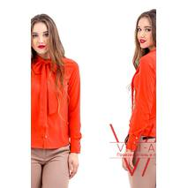 Блуза (Оранжевый) 958_3