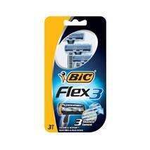BiC Flex3 станки с 3 лезвиями одноразовые 3 шт. купить недорого