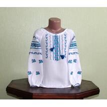 Українська вишиванка для дівчинки