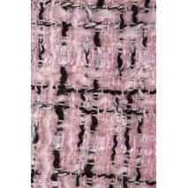Женский жакет букле (нежно- розовый)