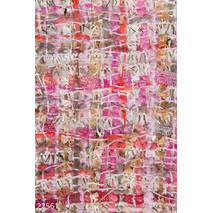 Женский жакет букле (ярко- розовый)