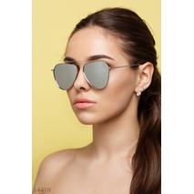 Солнцезащитные очки 14410 серый зеркало