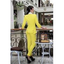 Жакет женский Corsar_yellow (Лимонный)