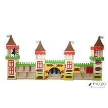 Стенка детская Высокий замок №4
