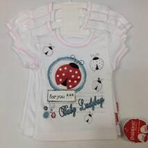 Футболка для малышей оптом 62-80
